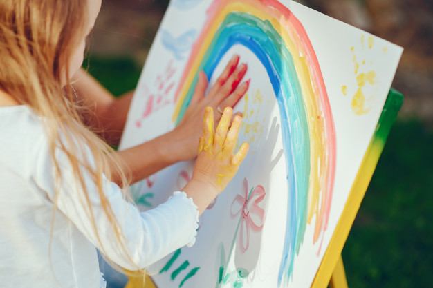 Tot Art Parties, Highland Recreation Complex - 400 Highland ave - Largo