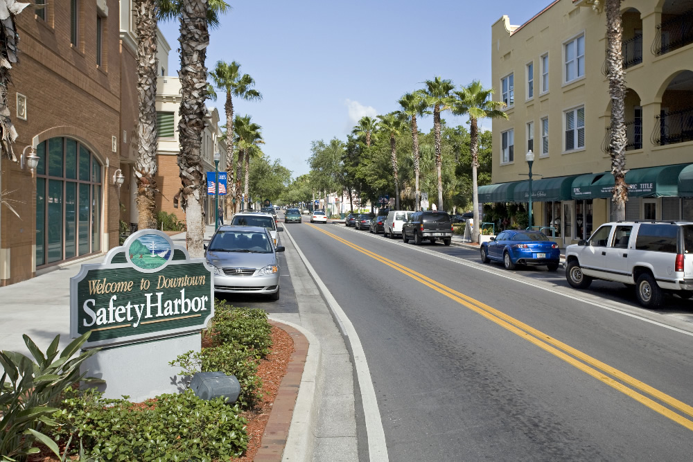 3rd Friday Music Series,  - Safety Harbor - Main Street