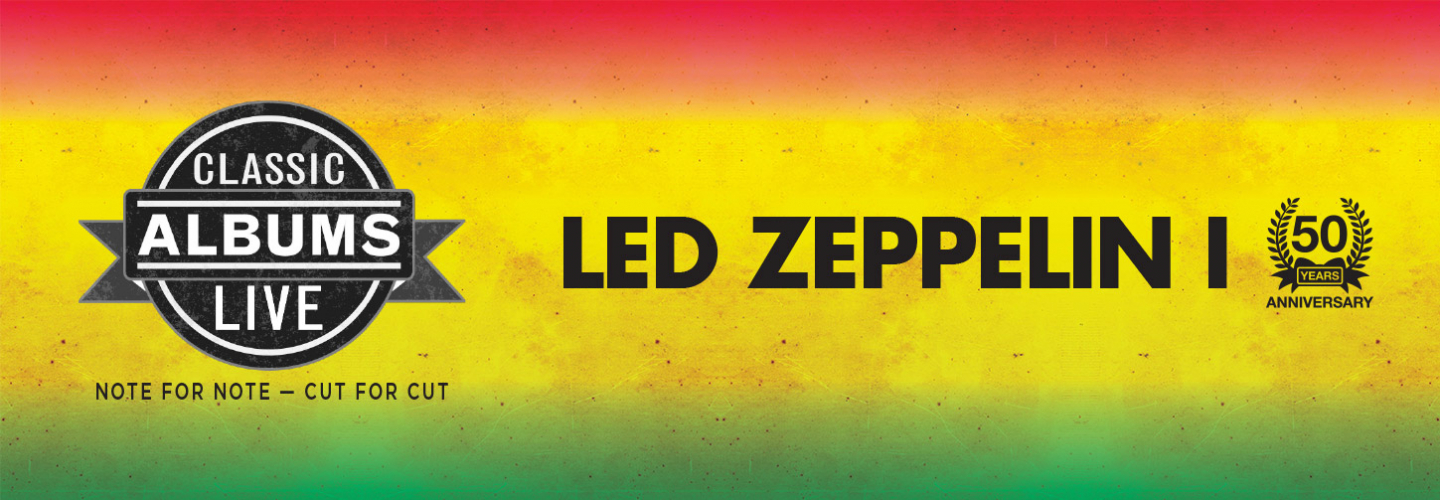 CAL Led Zeppelin I, Bilheimer Capitol Theatre - Clearwater - 405 Cleveland St