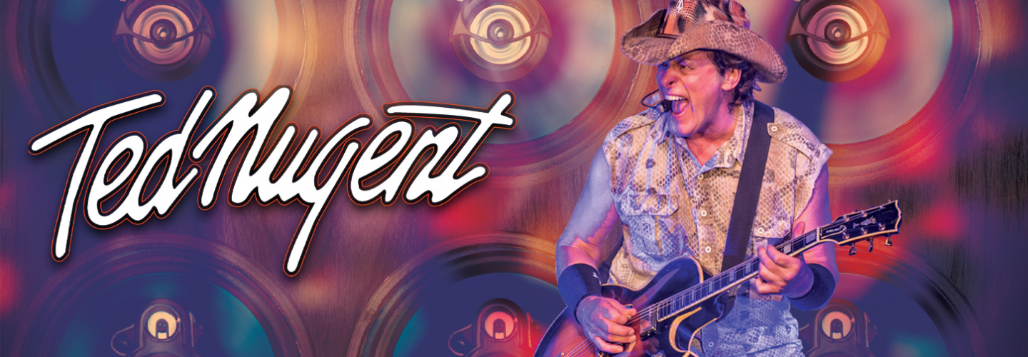 Ted Nugent, Ruth Eckerd Hall - Clearwater - 1111 McMullen Booth Rd