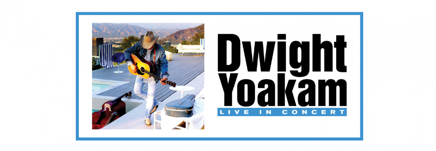 Dwight Yoakam, Ruth Eckerd Hall - Clearwater - 1111 McMullen Booth Rd