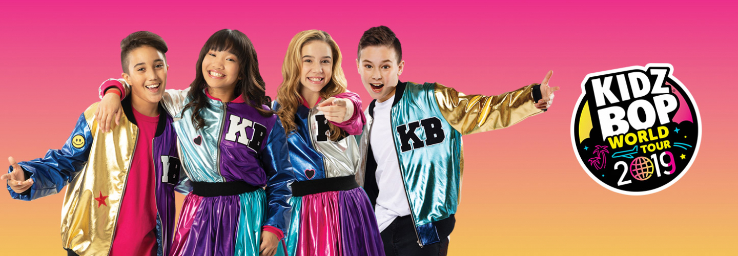 KIDZ BOP World Tour 2019, Ruth Eckerd Hall - Clearwater - 1111 McMullen Booth Rd
