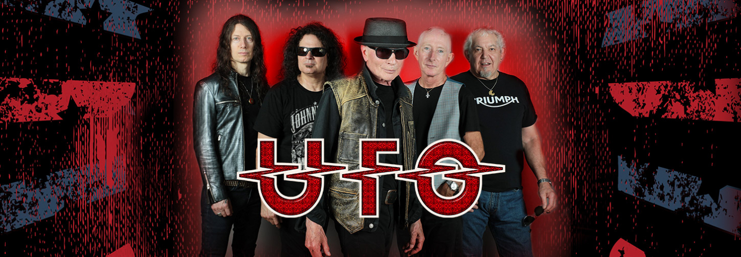 UFO, Bilheimer Capitol Theatre - Clearwater - 405 Cleveland St