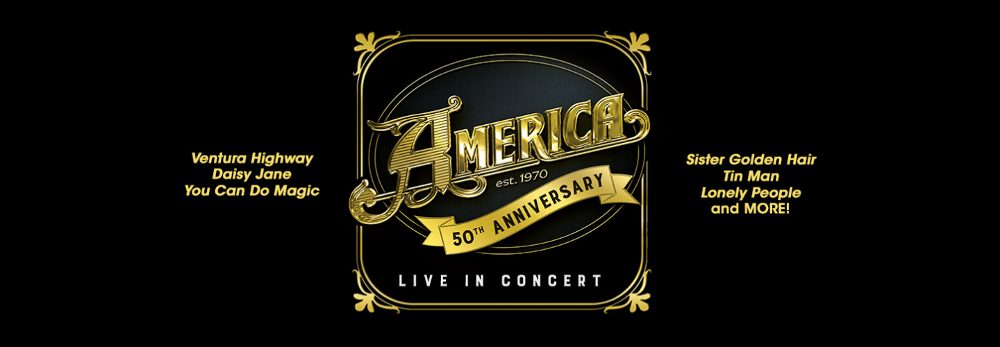 America: 50th Anniversary Tour, Ruth Eckerd Hall - Clearwater - 1111 McMullen Booth Rd