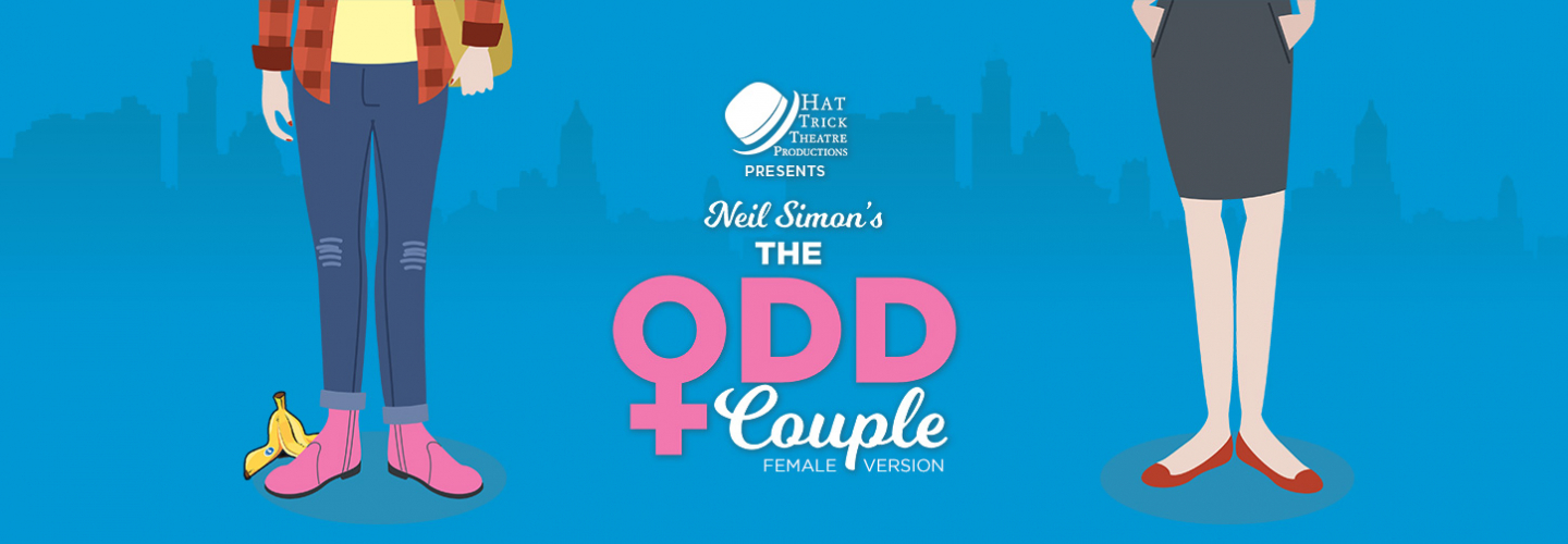 The Odd Couple: Female Version, Murray Theatre - Clearwater - 1111 McMullen Booth Rd