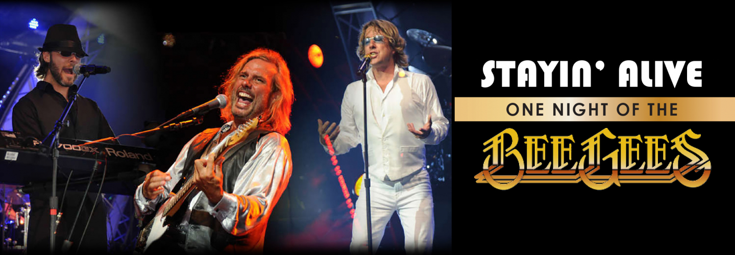 Stayin Alive: Bee Gees Concert, Ruth Eckerd Hall - Clearwater - 1111 McMullen Booth Rd