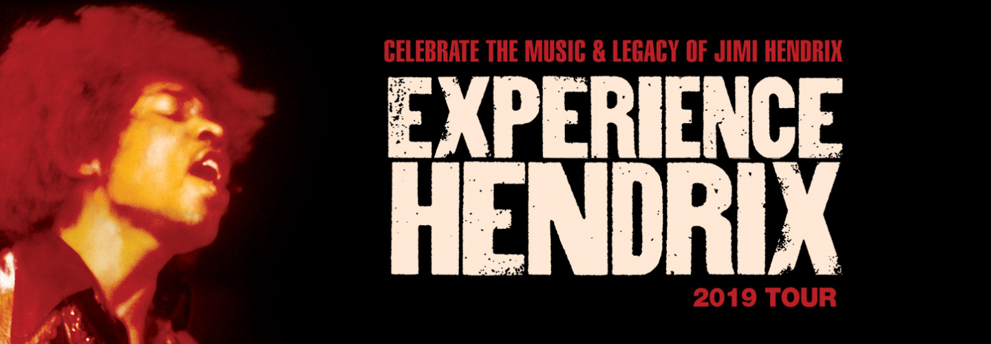 Experience Hendrix, Ruth Eckerd Hall - Clearwater - 1111 McMullen Booth Rd