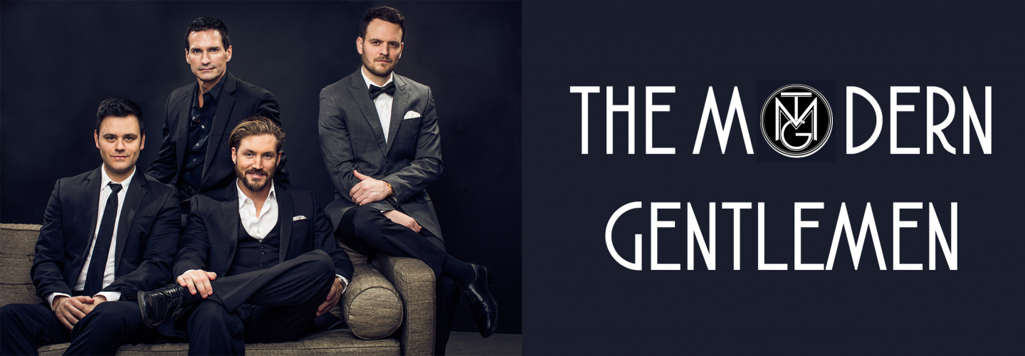 The Modern Gentlemen, Ruth Eckerd Hall - Clearwater - 1111 McMullen Booth Rd