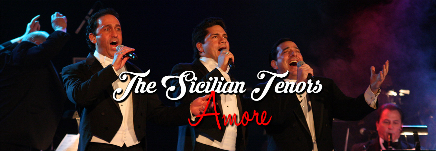 Sicilian Tenors, Ruth Eckerd Hall - Clearwater - 1111 McMullen Booth Rd